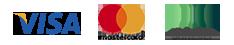 Логотипы Visa, MasterCard, Uniteller.