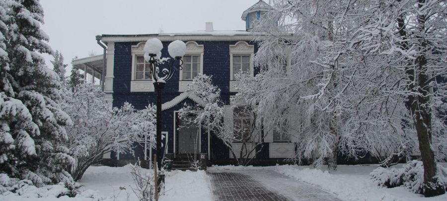 Музей-усадьба С.Рахманинова