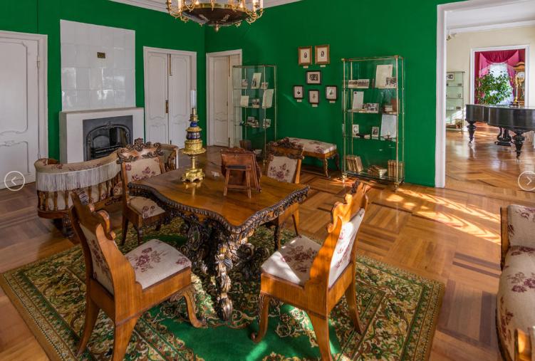 Дом-музей Г.В.Чичерина