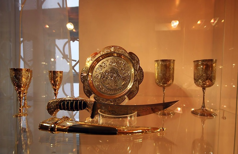 Краеведческий музей г. Златоуст