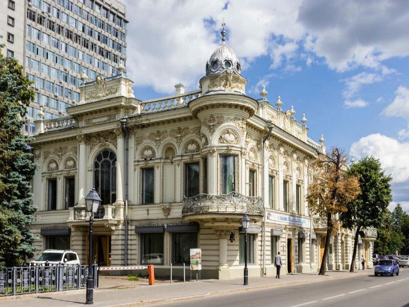 Дом З.Ушковой