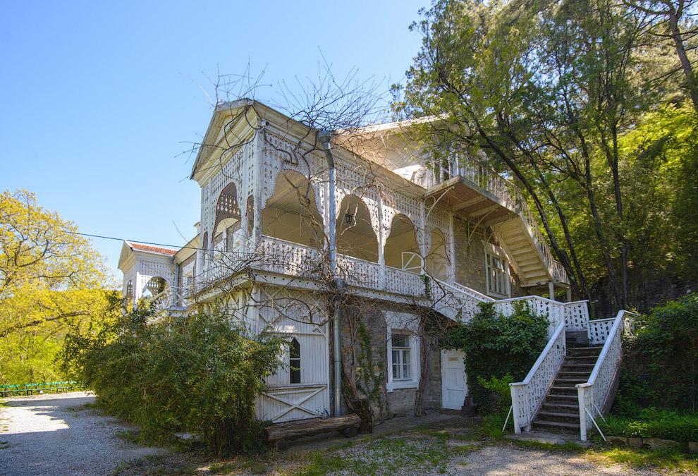 Дом В.Г.Короленко
