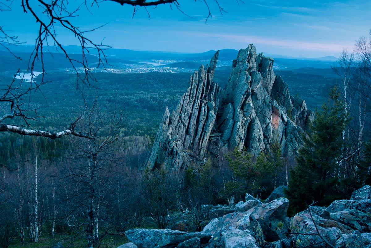 Национальный парк - Таганай