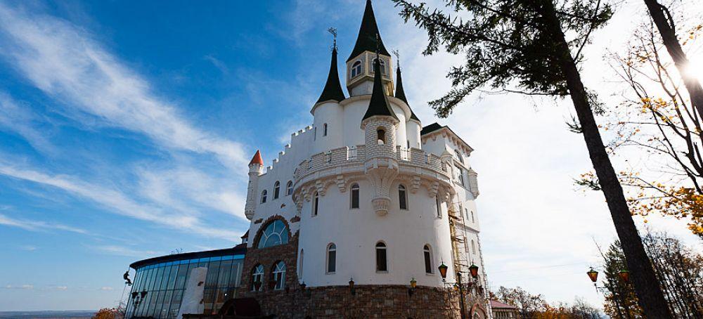 замок Лидо