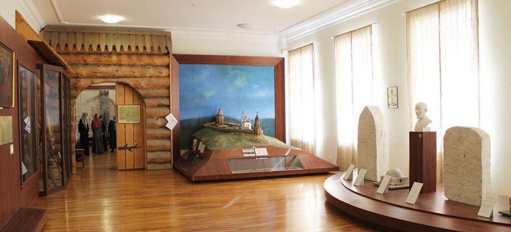 Башкирский Национальный Музей