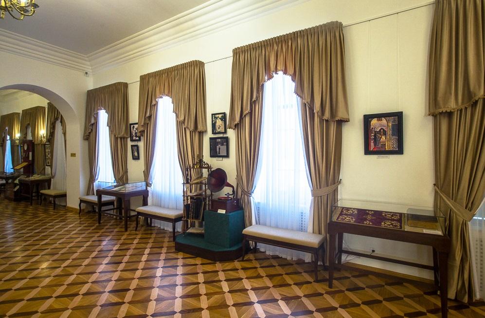 Дом - музей Романовых