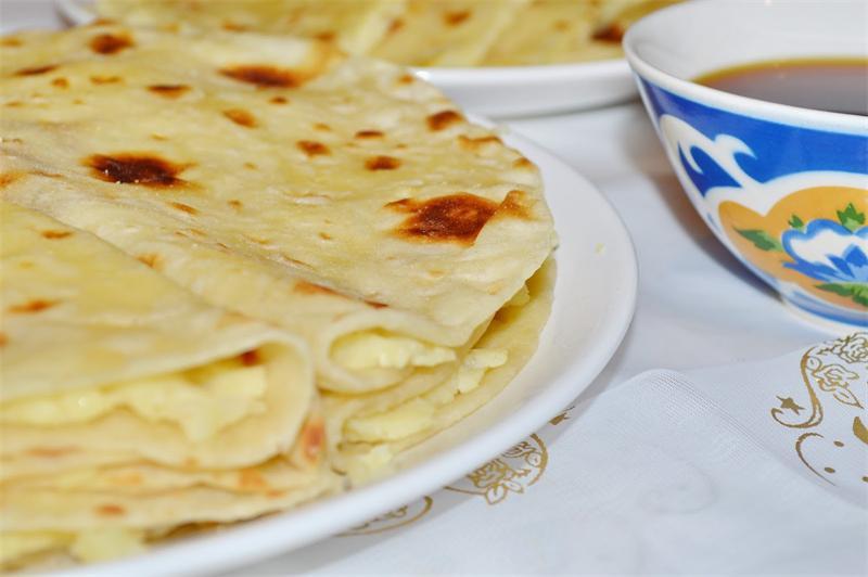 Национальное татарское блюдо