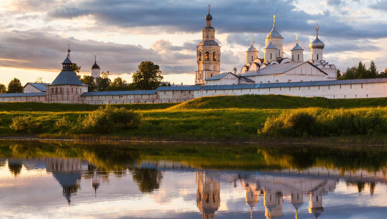 Спасо-Прилуцкий Димитриева мужского монастыря