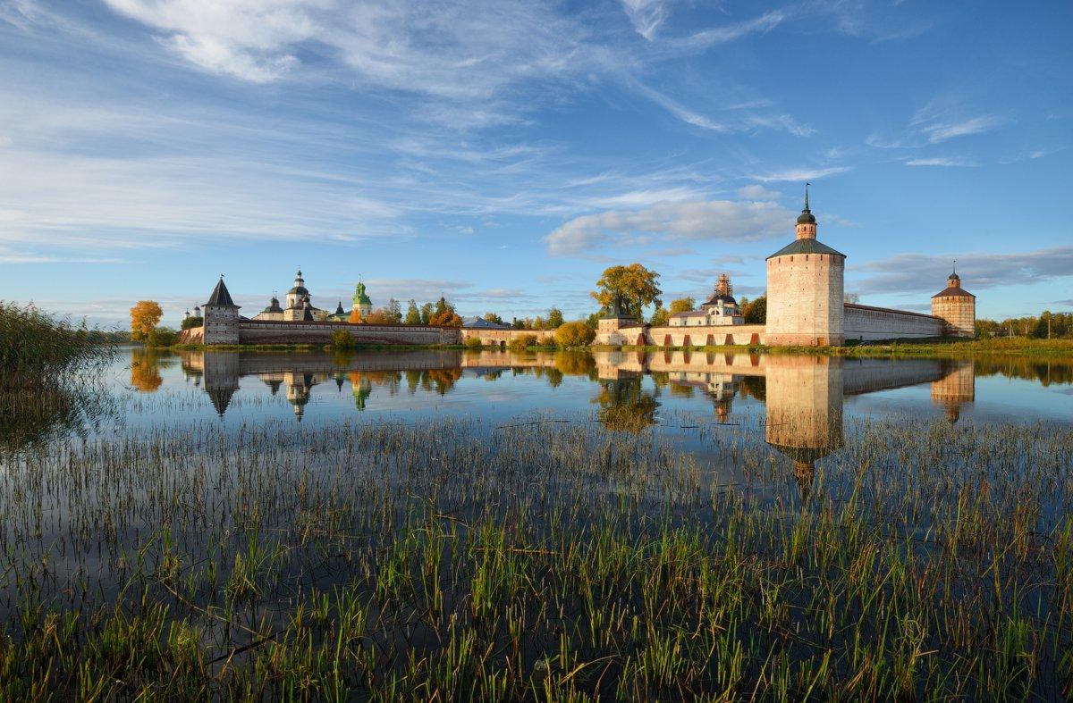 Кирилло - Белозерский монастырь
