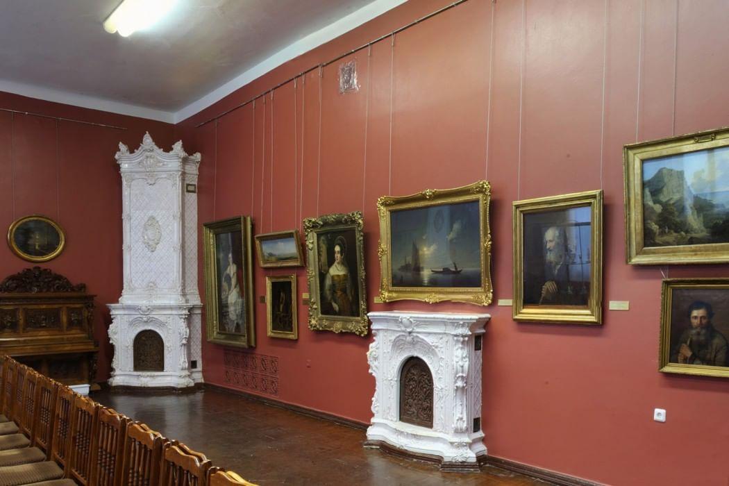 Музей изобразительных искусств РТ